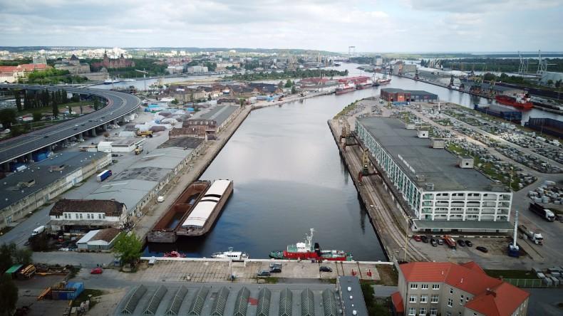 Port Szczecin będzie miał nowy plac do składowania towarów - GospodarkaMorska.pl