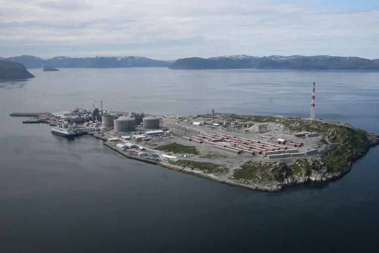 Equinor zamyka na dwa tygodnie terminal eksportowy LNG Hammerfest - GospodarkaMorska.pl