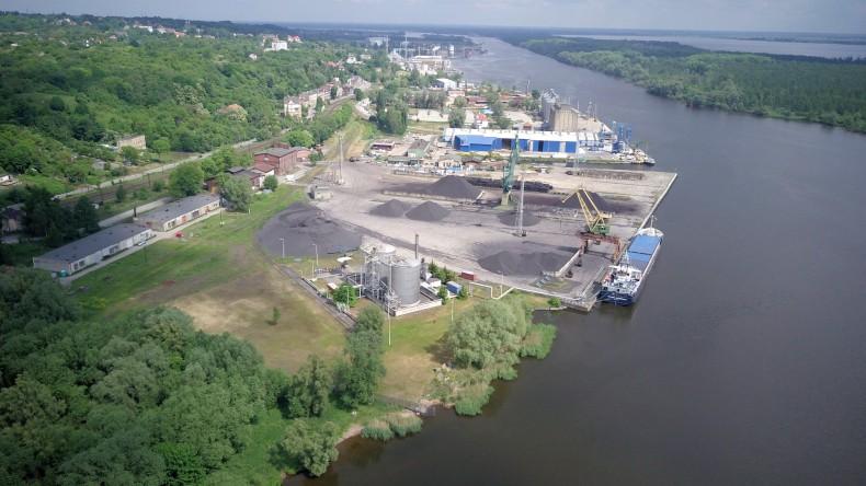 Wielka przebudowa nabrzeża Huk w Porcie Szczecin - GospodarkaMorska.pl
