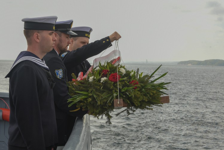 75. rocznica zakończenia II wojny światowej w Europie - GospodarkaMorska.pl