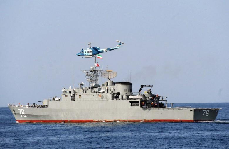 19 marynarzy zginęło w ostrzale podczas manewrów w Zatoce Omańskiej - GospodarkaMorska.pl