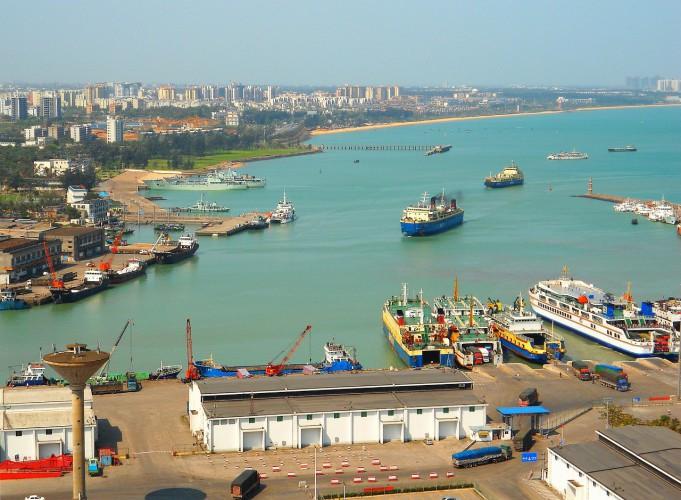 W Chinach zakończyły się pierwsze testy inteligentnych portów 5G - GospodarkaMorska.pl