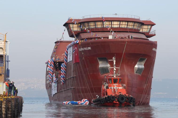 Corvus Energy napędza hybrydowy statek do przewozu ryb Nordlaks - GospodarkaMorska.pl