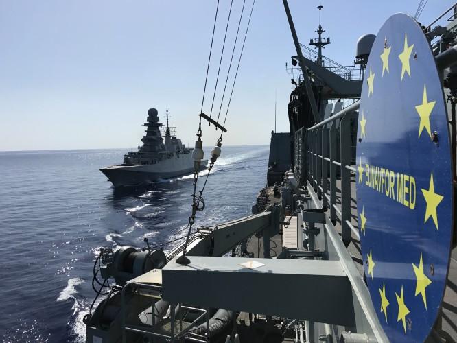 UE: Borrell liczy, że Malta wycofa swoje obiekcje dot. operacji Irini na M. Śródziemnym - GospodarkaMorska.pl