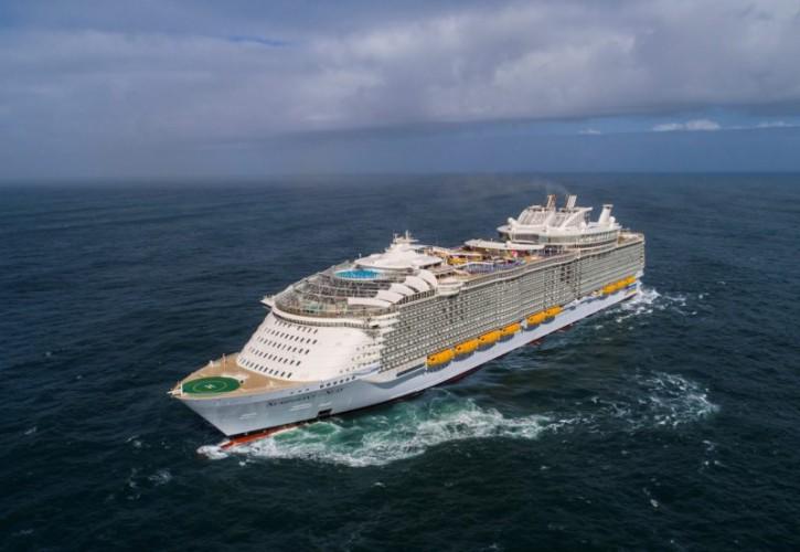 Royal Caribbean wyznaczało 28 statków jako zabezpieczenie w ofercie obligacji o wartości 3,3 miliarda dolarów - GospodarkaMorska.pl