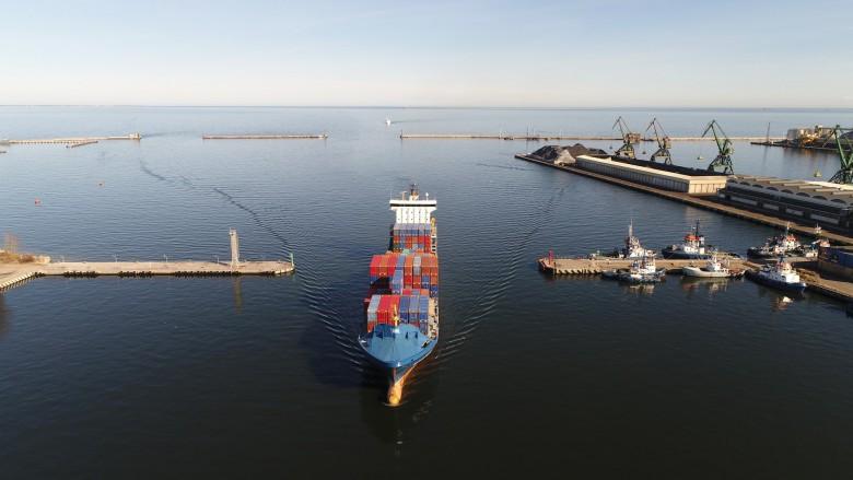 GUS: nadwyżka w obrotach handlu zagranicznego w pierwszym kwartale wyniosła 3,5 mld zł - GospodarkaMorska.pl