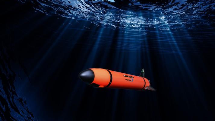 BAE Systems: rozwój podwodnych systemów bezzałogowych Riptide - GospodarkaMorska.pl
