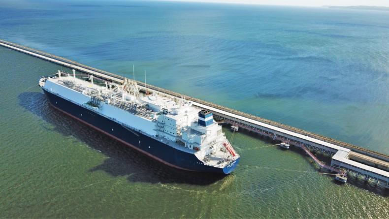 Kolejna dostawa gazu do terminalu LNG w Świnoujściu - GospodarkaMorska.pl