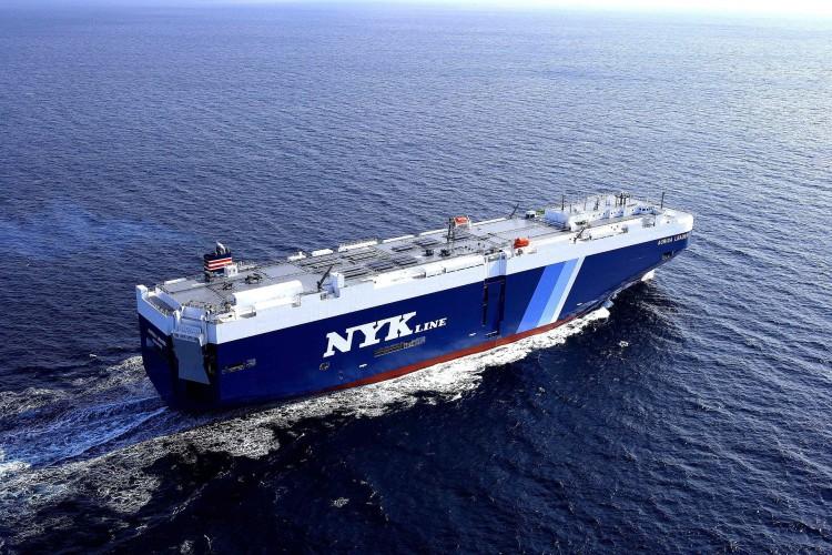 Szkielet autonomicznego statku Nippon Yūsen zatwierdzony - GospodarkaMorska.pl
