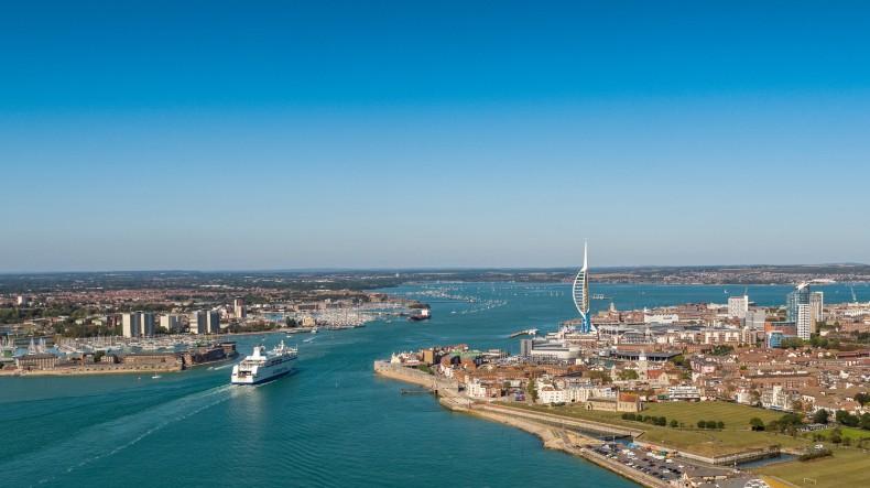 Wielka Brytania zabezpiecza najważniejsze trasy towarowe dzięki wsparciu w wysokości 35 mln funtów - GospodarkaMorska.pl