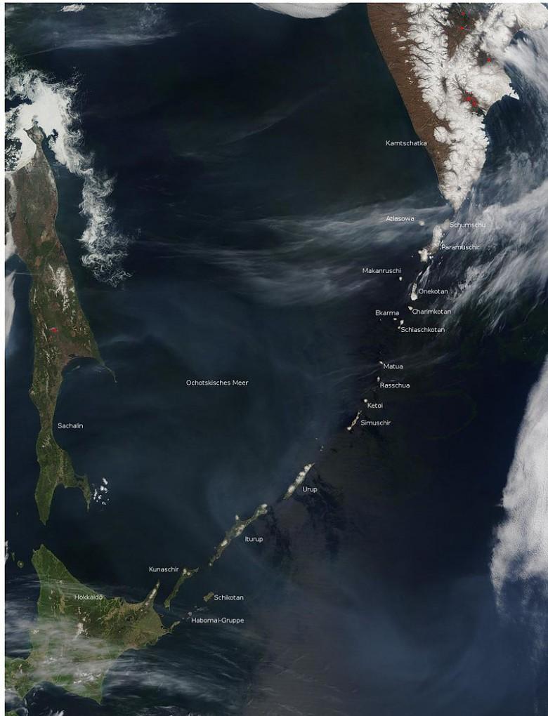 Japonia ponawia roszczenia do wysp kontrolowanych przez Rosję - GospodarkaMorska.pl