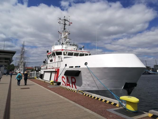 Dzień ratownika morskiego - w tym roku świętowanie przełożone - GospodarkaMorska.pl