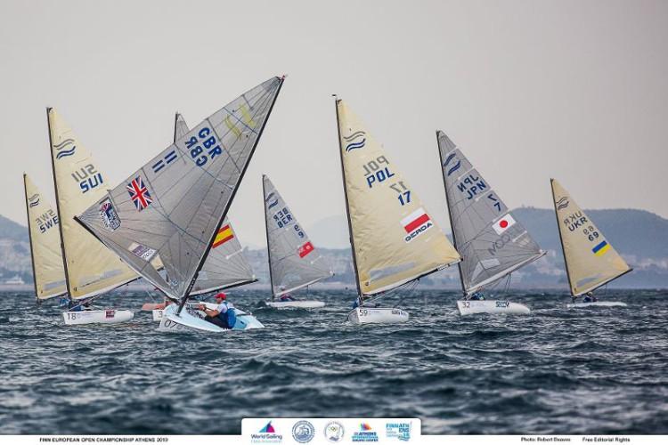 Nowy termin mistrzostw Europy klasy Finn - GospodarkaMorska.pl