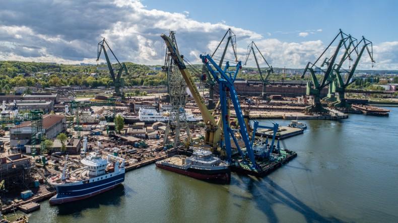 W stoczni Safe zwodowano specjalistyczny holownik z serii Shoalbuster (foto, wideo) - GospodarkaMorska.pl