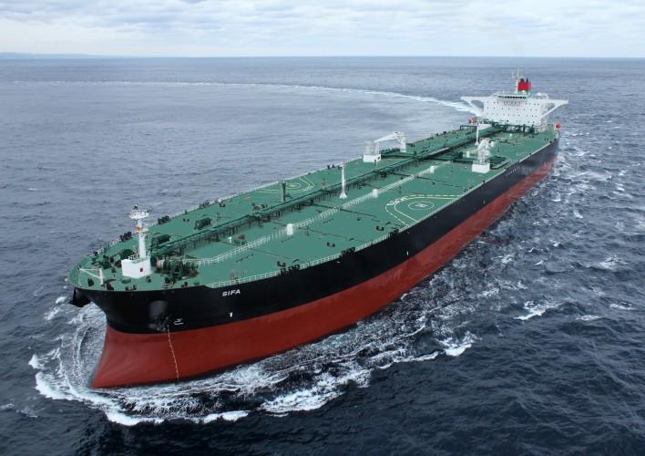 Hyundai Heavy zdobyło zamówienie na budowę dwóch tankowców VLCC wyposażonych w skrubery - GospodarkaMorska.pl