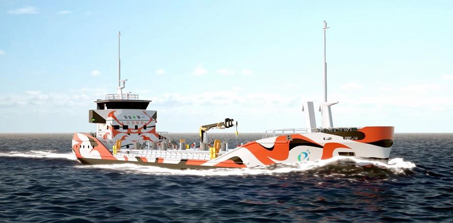 Japońskie firmy będą wspólnie pracować nad elektrycznymi statkami - GospodarkaMorska.pl