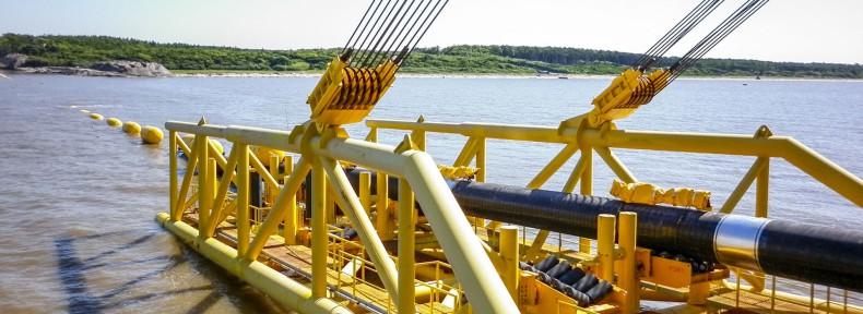 Prezydent: Baltic Pipe da nam całkowitą niezależność w kwestii dostaw gazu - GospodarkaMorska.pl