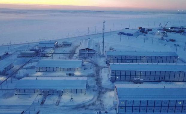 Mammoet wybrany do obsługi projektu Arctic LNG 2 - GospodarkaMorska.pl