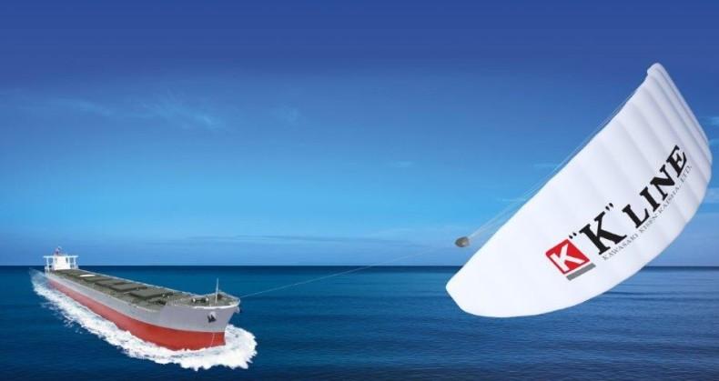 K Line dołącza do IWSA przy badaniu mocy latawców i napędu wiatru - GospodarkaMorska.pl