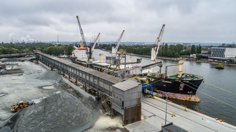 Siark-Port na fali (foto, wideo) - GospodarkaMorska.pl