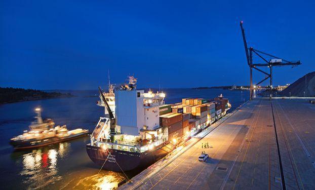 Najnowszy szwedzki port w końcu otwarty - GospodarkaMorska.pl