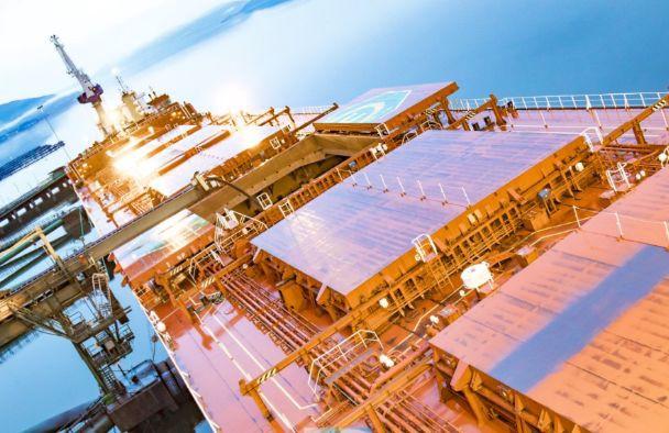 Golden Ocean zainstalował już 23 skrubery na swoich statkach - GospodarkaMorska.pl