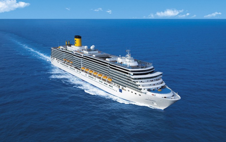 Costa Cruises przedłuża zawieszenie rejsów - GospodarkaMorska.pl
