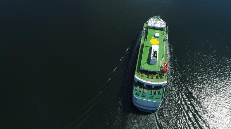 Transport morski bardziej przyjazny dla środowiska - GospodarkaMorska.pl