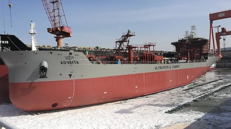 IRClass: Nowy cementowiec wprowadzony na rynek w Chinach pomimo COVID-19 - GospodarkaMorska.pl