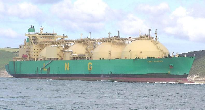 Dostawy gazu LNG w USA najniższe od października 2019 r - GospodarkaMorska.pl