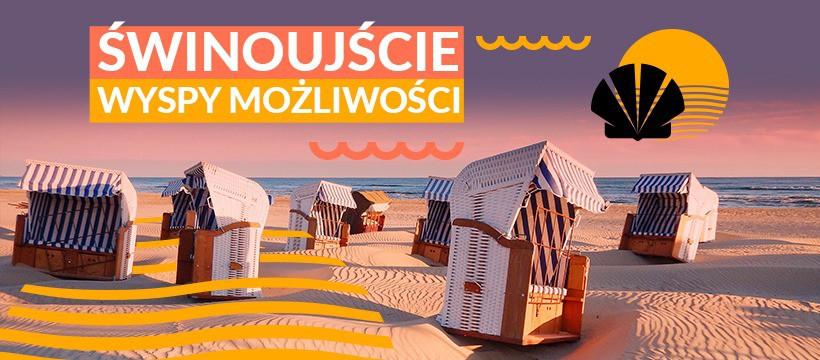 Świnoujście – wyspy możliwości – nowa kampania promocyjna kurortu - GospodarkaMorska.pl