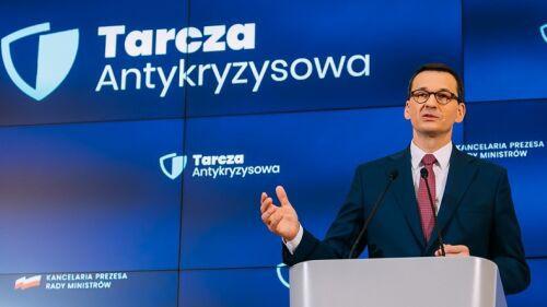 Przyznano już ponad 62 mld zł pomocy w ramach tarczy antykryzysowej - GospodarkaMorska.pl