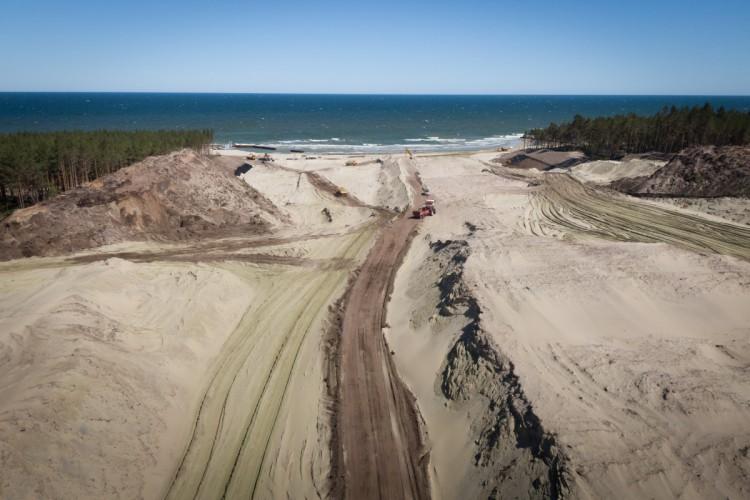 Prezydent: CPK i budowa kanału na Mierzei Wiślanej będą przynosiły ewidentne profity państwu polskiemu - GospodarkaMorska.pl