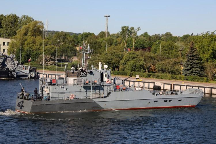 Anakonda 20 na morzu - GospodarkaMorska.pl