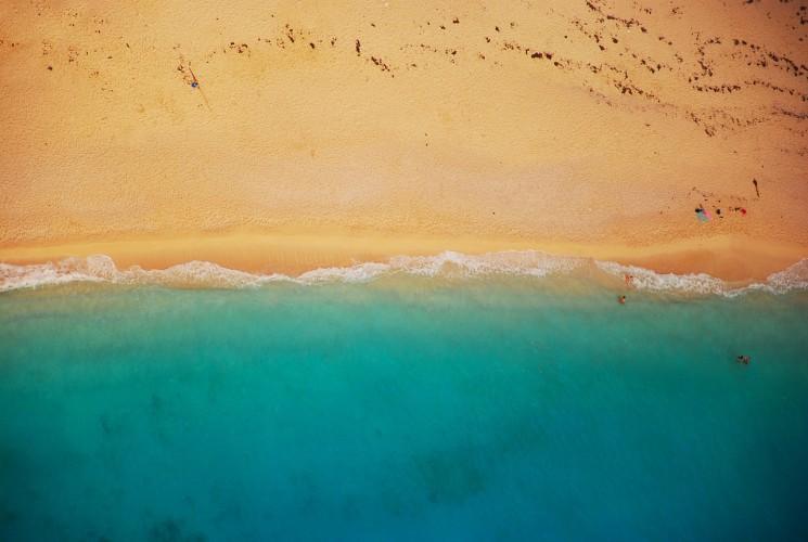 Podczas wakacji plażowicz w Portugalii będzie korzystał z 8,5 m kw. - GospodarkaMorska.pl