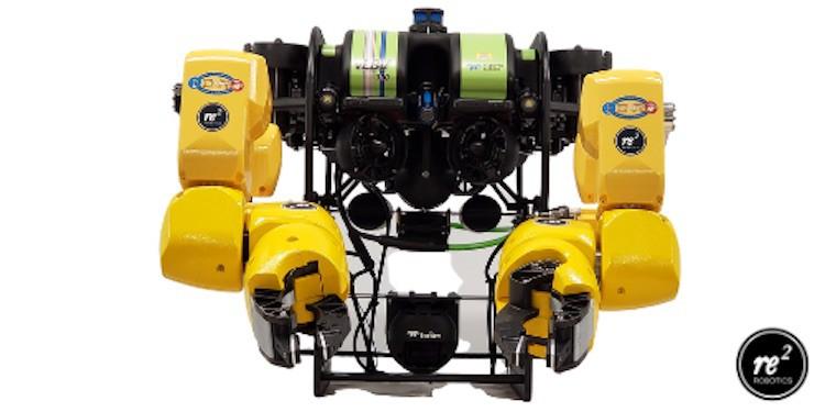 RE2 otrzymuje środki na rozwój podwodnych robotycznych ramion - GospodarkaMorska.pl