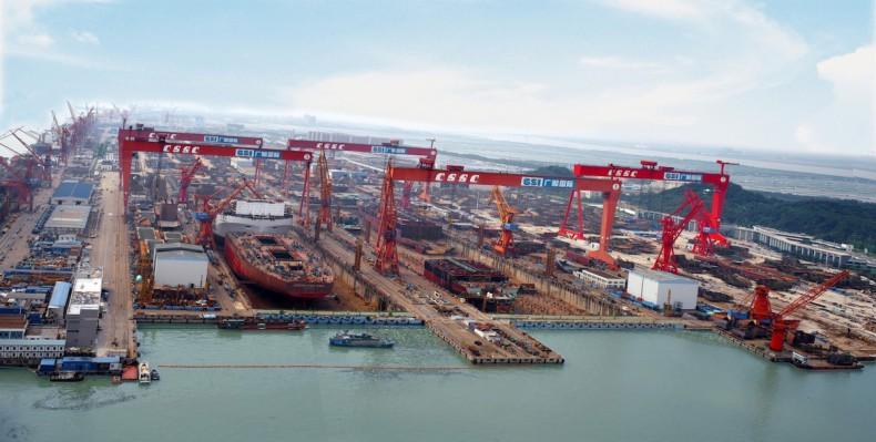 Chińska prowincja Guangdong planuje duży projekt konwersji statków na spalanie paliwa LNG - GospodarkaMorska.pl