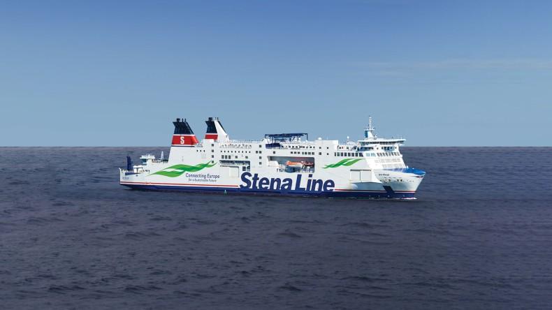 Stena Line: o 10 lat wyprzedziliśmy cele branżowe w zakresie redukcji emisji - GospodarkaMorska.pl