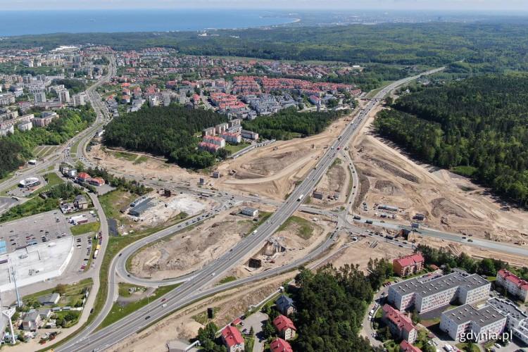 Gdynia zmienia się z Trasą Kaszubską - GospodarkaMorska.pl
