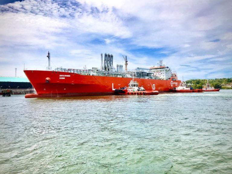 Petronas dostarcza pierwsze ładunki LNG w Birmie - GospodarkaMorska.pl
