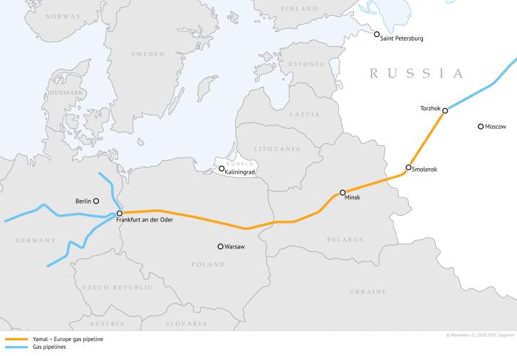 URE: nowe taryfy przesyłowe dla Gaz-Systemu i Europol Gazu na 2021 r. - GospodarkaMorska.pl