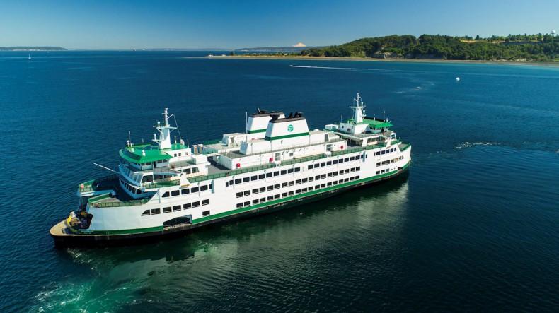 ABB dostarczy hybrydowy napęd elektryczny dla nowych jednostek Washington State Ferries - GospodarkaMorska.pl