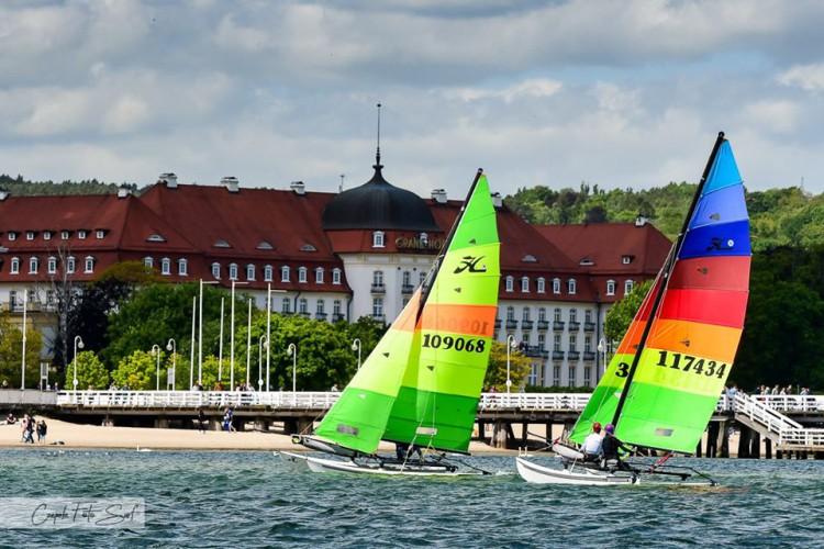 Relacja z Sopot Catamaran Cup 2020 [foto] - GospodarkaMorska.pl