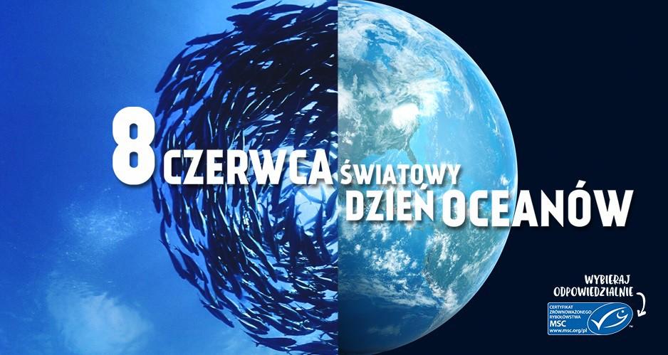 To już dzisiaj! Światowy Dzień Oceanów - GospodarkaMorska.pl
