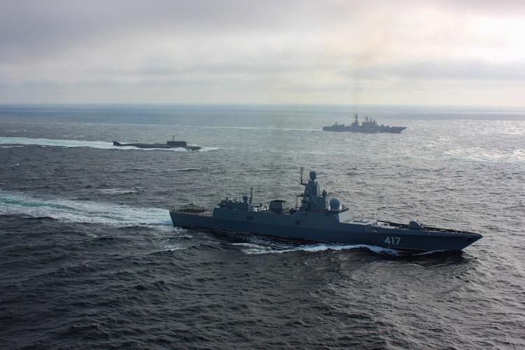 Rosja: Flota Północna otrzyma status okręgu wojskowego - GospodarkaMorska.pl