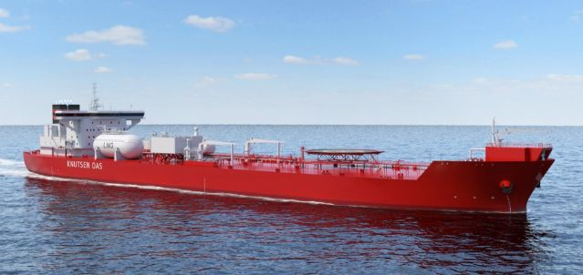 Wärtsilä dostarczy swoje rozwiązania LNG dla nowych jednostek KNOT - GospodarkaMorska.pl