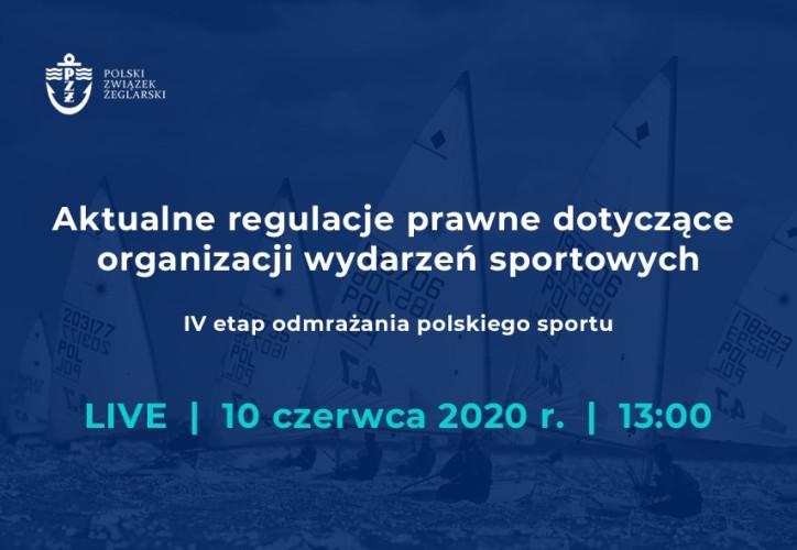 Organizujesz regaty? Weź udział w webinarze - GospodarkaMorska.pl
