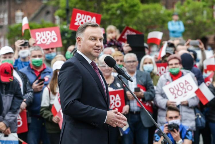Prezydent: ponad 79 mld zł zostało przekazane w ramach tarcz polskim firmom - GospodarkaMorska.pl