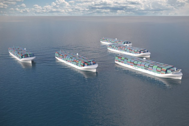Japońskie firmy opracowują technologię autonomicznych statków - GospodarkaMorska.pl