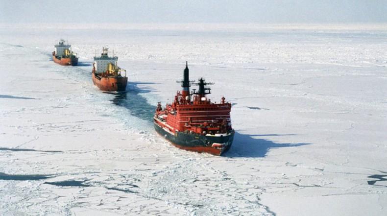 Lodołamacz Arktyka: Rosyjska polityka bezpieczeństwa na Dalekiej Północy - GospodarkaMorska.pl